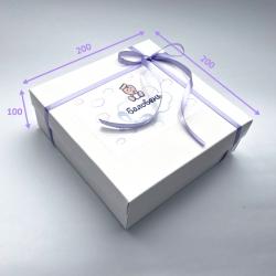Подарочная коробка Баловень White Premium